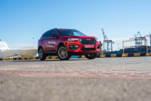 CMH Haval- New-Haval-H6--front-angle
