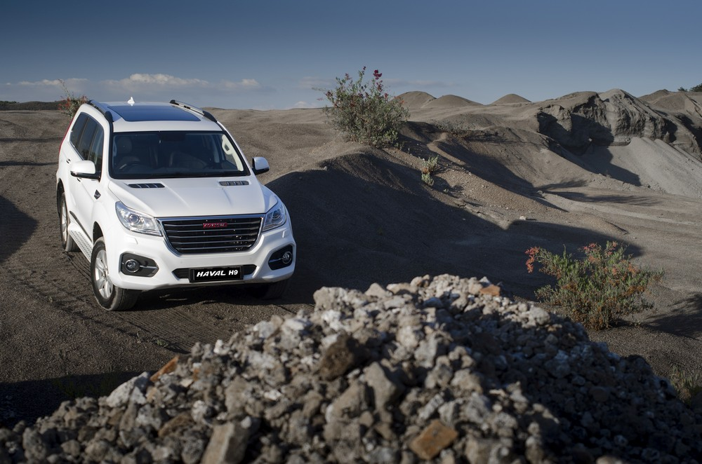 Haval H9 - outdoors