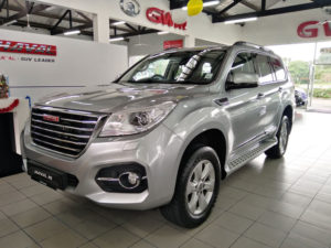 Haval H9 - Side view - CMH Haval Pinetown
