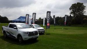 CMH Haval Little Falls Festival of Golf display