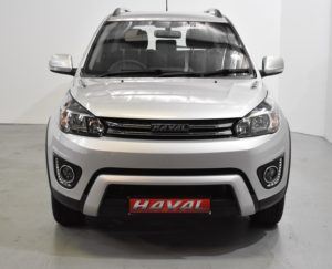 Haval H1 Front View