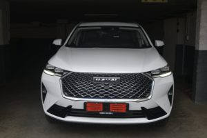 All-new Haval H6 front
